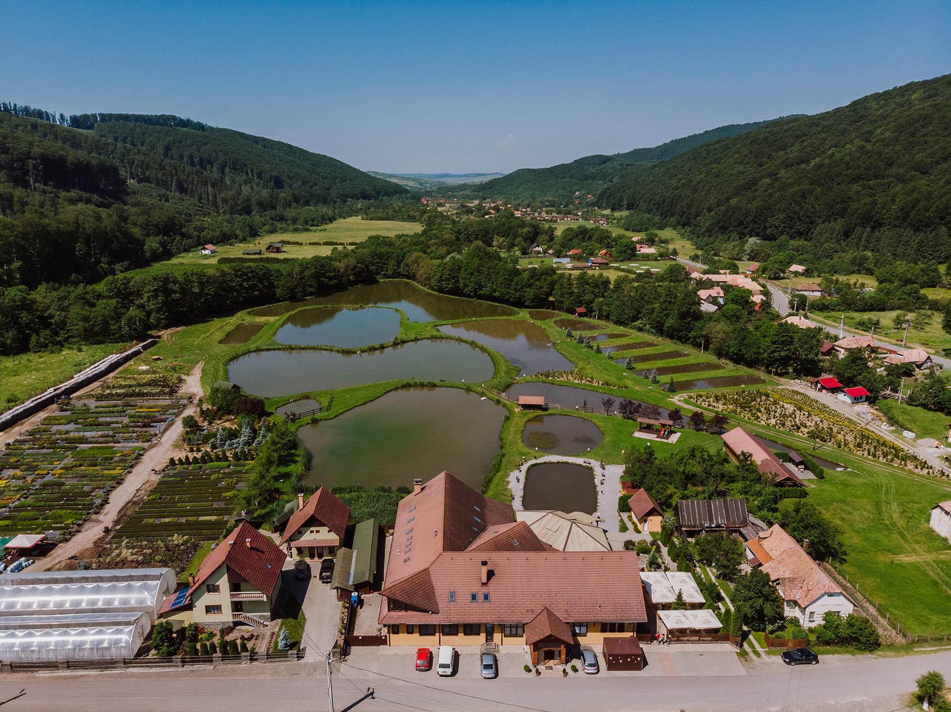 Transilvania | Campu Cetatii - Pastravarii
