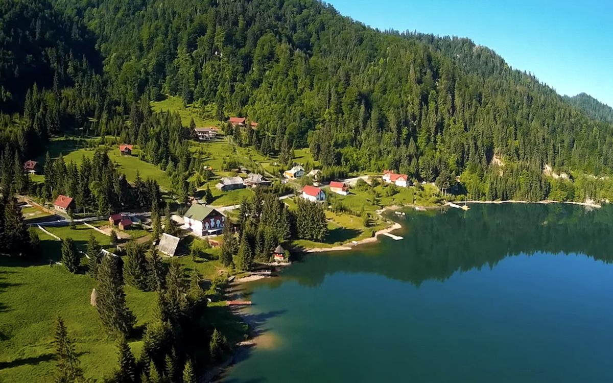 Transilvania | Bistrita-Nasaud - Lacul Colibita