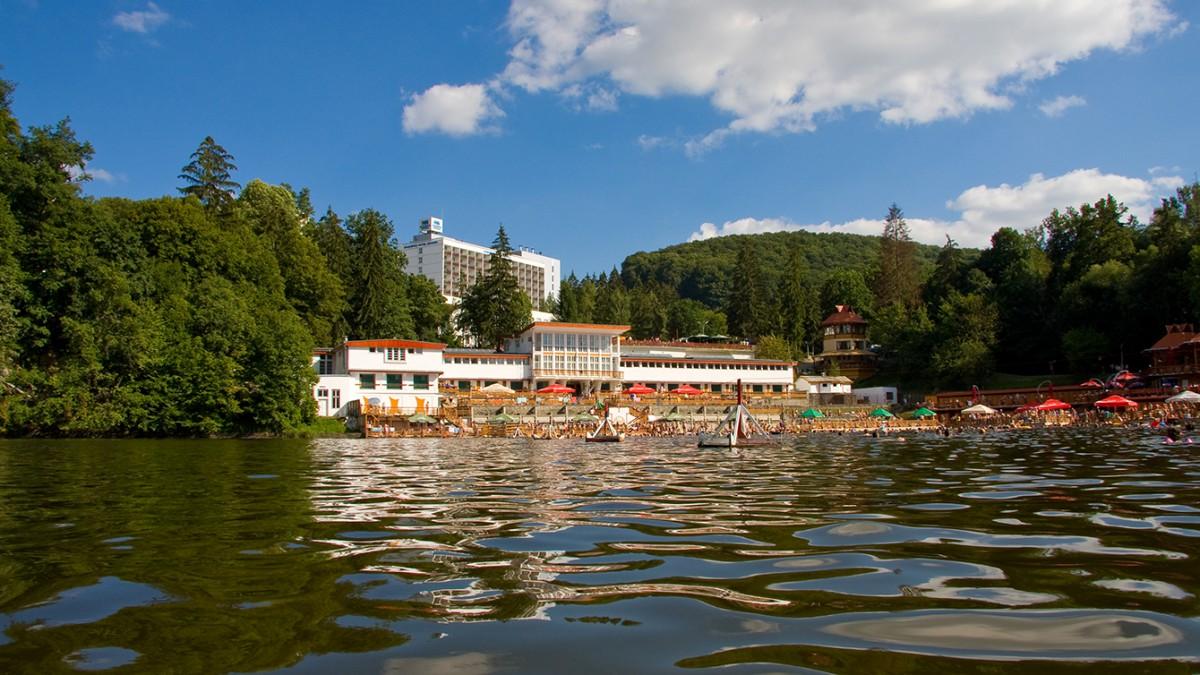 Transilvania | Sovata - Lacul Ursu
