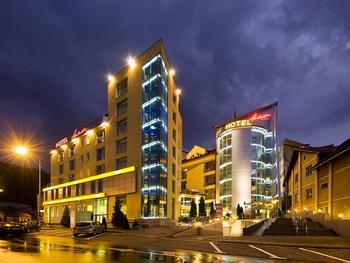 szállás brassó - Brassó szállásfoglalás - Ambient Hotel ****, szállás online Brassóban: Hotel ****