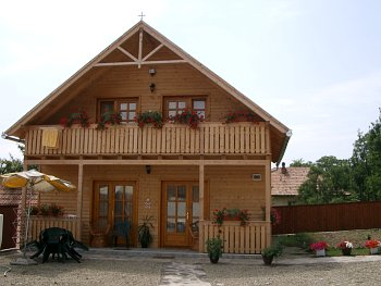 Zetelaka - Botond Ház - Hargita Megye