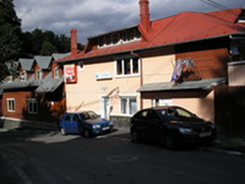 Busteni - Krisztina Panzió - Prahova Megye