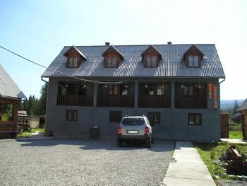 Pádis-Csodavár - Cristian Motel - Kolozs Megye