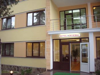 Szilveszter 2017 - Brassó - Decebal Hotel