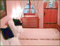 Grófnő szobája