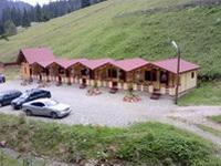 Gyilkos-tó - Likas Faházak - Hargita Megye