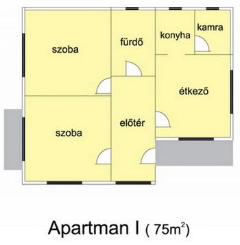 Erdély, Székelyföld, Felsőboldogfalva, Panoráma Apartman