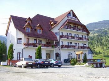 Borsafüred - Cerbul Hotel - Máramaros Megye
