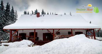 Szállás Cazare Pasul Bucin - Pensiunea Bucin *** - Judetul Harghita - Parte de schi