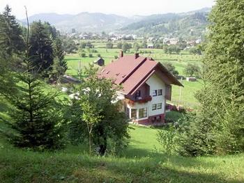 Vama - Bukovina - Lucretia Panzió - Szucsáva Megye