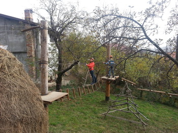 Cazare Capatanenii Ungureni - Transzfogaras - Drakula Panzió
