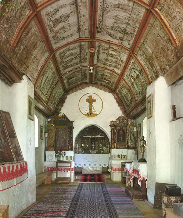 Capela Salvator din secolul al XV-lea