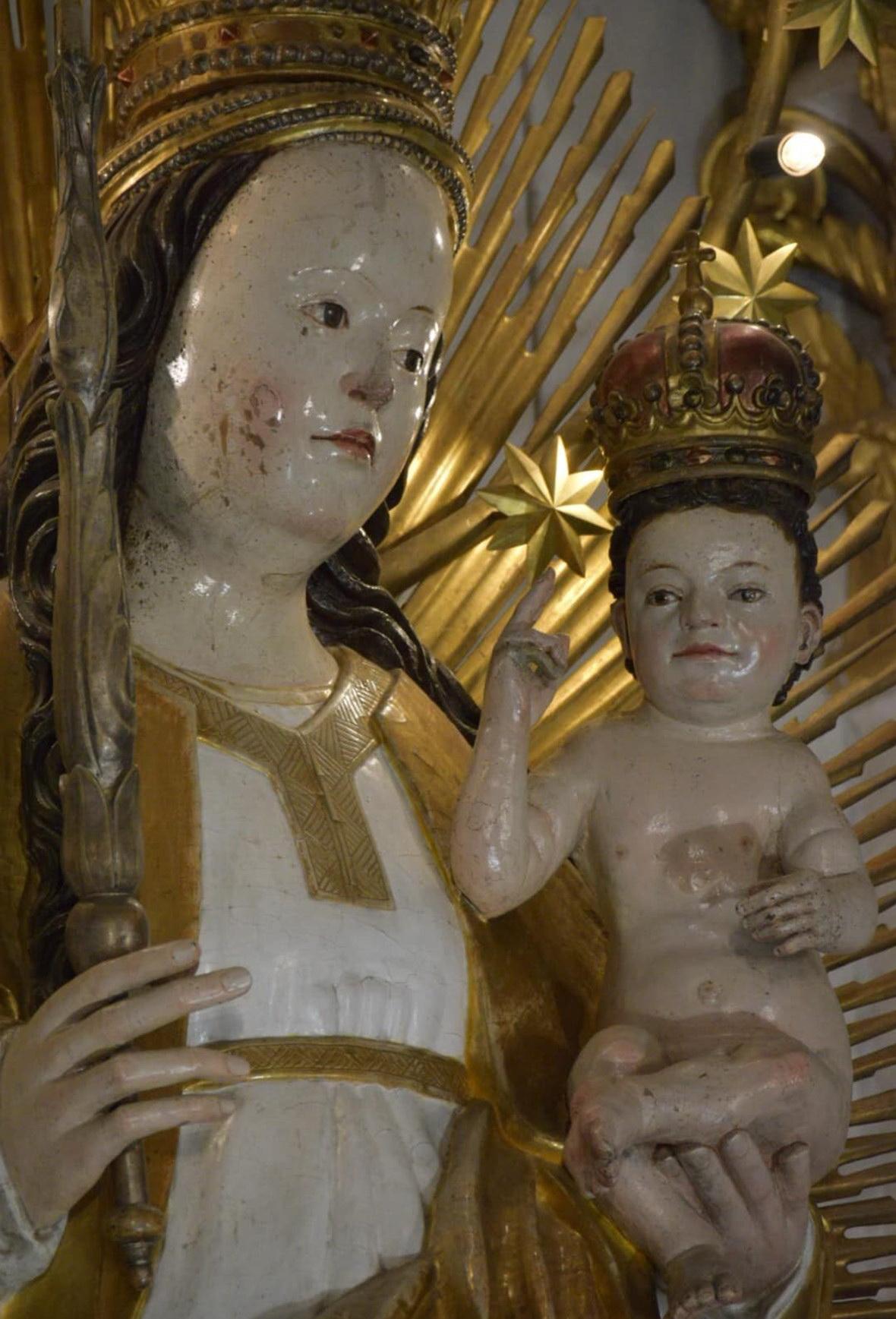 Miracole atribuite Statuii Fecioarei Maria din Șumuleu-Ciuc