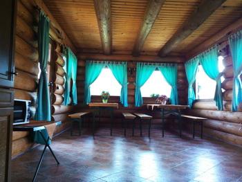 Szállás Felsőszombatfalva - Casa Muntelui Sambata Panzió - Brassó Megye