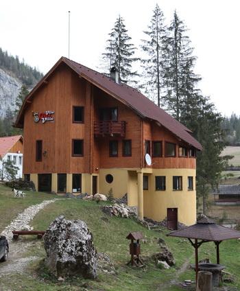 Gyilkos-tó - Gál Villa - Hargita Megye