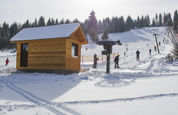 Szállás Piricske (Hargita) - Hegyi Pihenő Panzió - Hargita Megye - sípálya