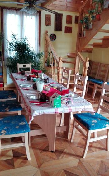 Szállás Homoródkarácsonyfalva (Karácsonyfalva, Craciunel) - Máthé Vendégház - Hargita Megye, Homoród mente