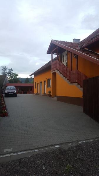 Szállás Homoródszentmárton (Szentmárton, Martinis)- Sóvirág Kulcsosház - Hargita Megye, Homoród mente