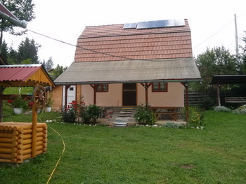 Libán - Balázsi Kulcsosház - Hargita Megye