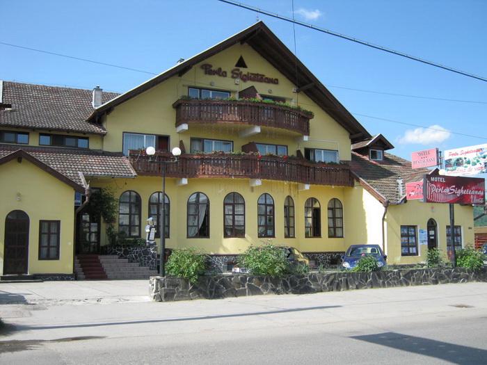 Szilveszter 2016 - Máramarossziget - Perla Sigheteana Hotel