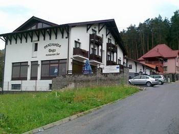 Négyfalu - Unio Panzió - Brassó Megye