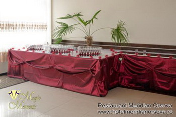 Szállás Orsova - Meridian Hotel*** - Mehedinti Megye
