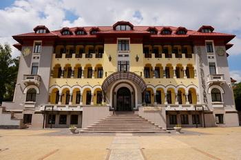 Predeal - Bulevard Hotel - Brassó Megye