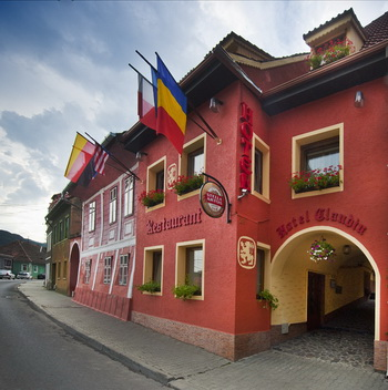 Szilveszter 2016 - Segesv�r - Claudiu Hotel