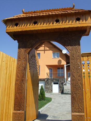 Szállás Székelyszenttamás - Moncsi Panzió - Hargita megye