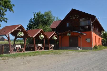 Szállás Szováta - Mária Panzió Komplexum - Maros megye, Medve-tó közelében