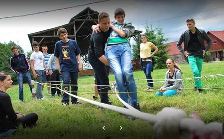 Szállás Szováta - Outward Bound Ifjúsági Központ - teambuilding - Maros megye