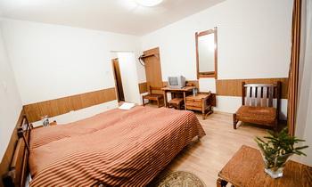 Transzfogaras - Arefu Szállás Capra Menedékház - Balea-tó