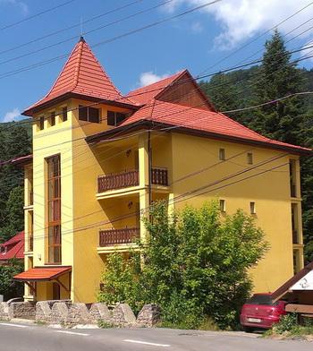 Szilveszter 2016 - Tusnádfürdő - Fenyő Villa