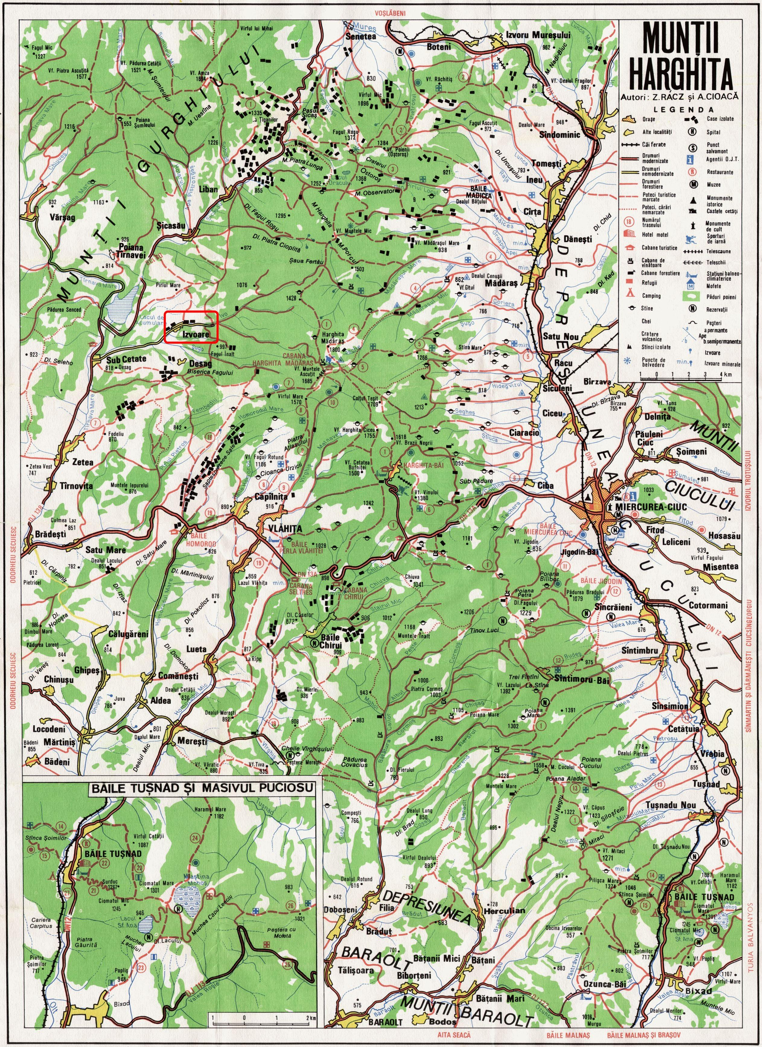 Ivóturisztikai térképe - szállás