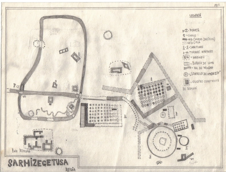Várhely  turisztikai térképe - szállás