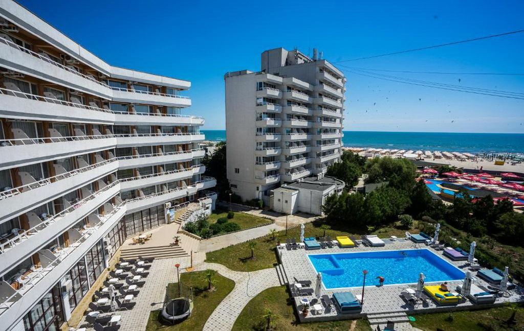 Cazare pe litoralul romanesc - Hotel Mamaia